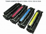 TONER H-CB 533A  do HP 2320 / 2025  533A magenta  nowy