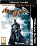 BATMAN ARKHAM ASYLUM PREMIUM GAMES PC