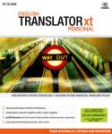 English Angielski Translator XT Personal Techland program tłumacz