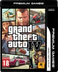 Grand Theft Auto IV GTA 4 Premium Games  PC