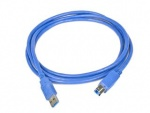 kabel do drukarki USB 3.0 1.8M AM-BM