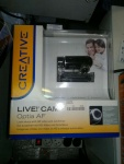 kamera internetowa Creative Live! Cam Optia AF VF0560 XP-8.1