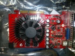 karta graficzna Gainward GeForce 7600GT AGP8X 256MB DDR3 TV-OUT DVI
