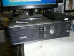 Komputer Dell Optiplex GX620 P4 3GHz 1GB DDR2 80GB DVD XPprof