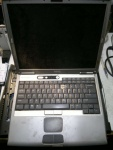 laptop Dell Latitude D600 60GB 256MB 14.1