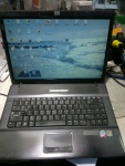 laptop HP550 C2D T5270@1.4GHz 2GB 160GB 15,6 DVDRW vista PL