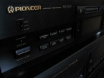 Mini Disc Pioneer MJ-D707 recorder