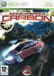 NEED FOR SPEED CARBON gra xbox 360