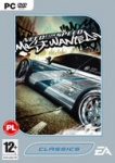 Need for Speed Most Wanted PC DVD gra komputerowa