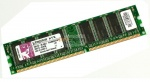Pamiec Ram DDR 1GB Kingston KVR400X64C3A/1G