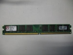 Pamięc RAM DDR2 2GB Kingston 533MHz (z dual channel 4gb)