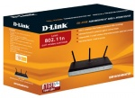 Router D-Link DSL-2740B Wireless N ADSL2+ Router with 4 Port 10/100 Switch orange netia neostrada